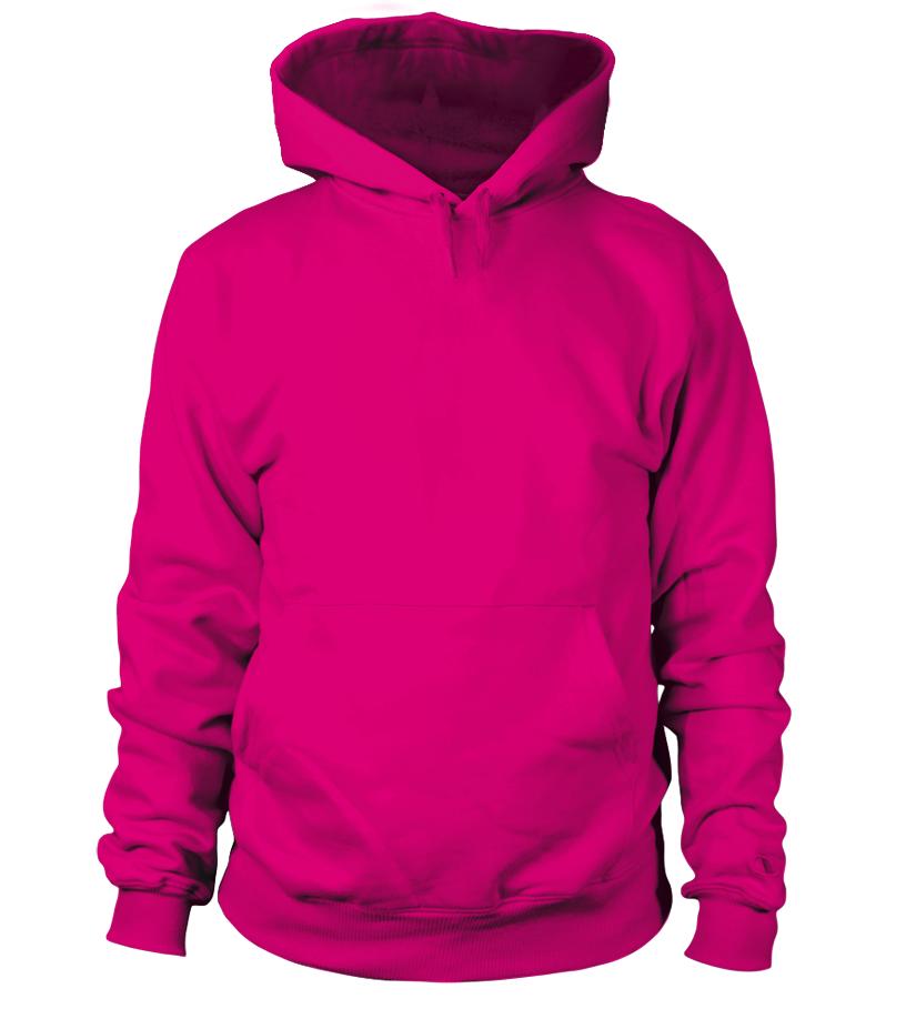 Personalised Unisex Hoodie front