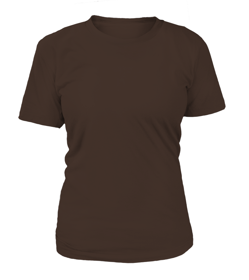 Personalised Round Neck Woman T-shirt front