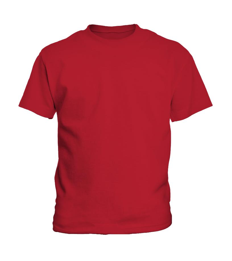 Gepersonaliseerde ronde hals Kinder T-shirt front