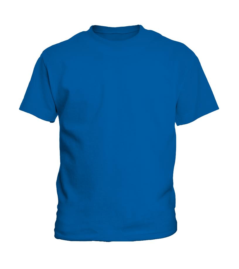 Personalisiertes Kinder Rundhals T-Shirt Vorderseite