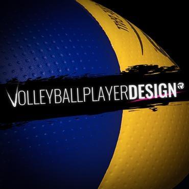 VolleyballPlayerDesign - Solo per veri pallavolisti
