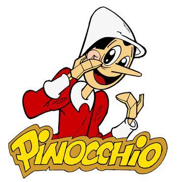 LE TSHIRT DI PINOCCHIO