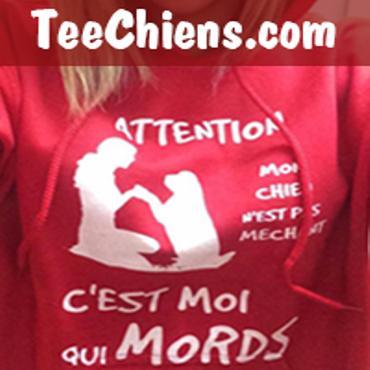 T-shirts à thème: les chiens