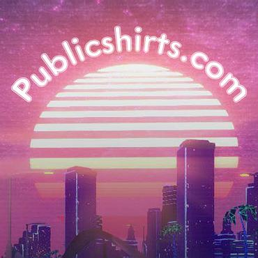 Publicshirts - Tshirt for all